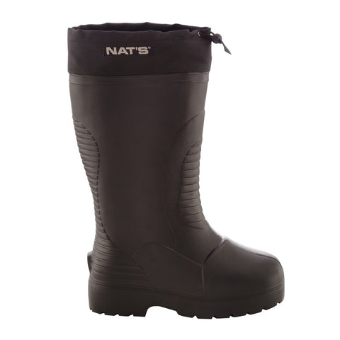 Nats EVA Booths with composite cap Black