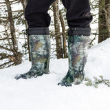 Nat's Waterproof Boots With Liner Camo