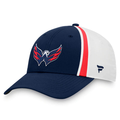 Fanatics Washington Capitals Prep Squad Cap Navy/White