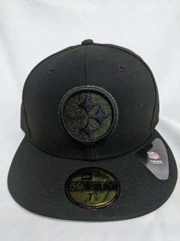 New Era Pittsburgh Steelers Logo Spark 59Fifty Fitted Cap