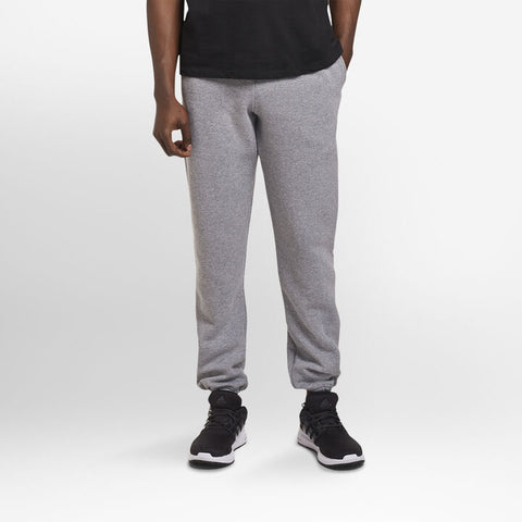 Russell Athletic Dri-Power® Closed Bottom Sweatpants Oxford Grey