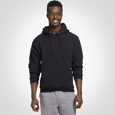 Russell Athletics Men's Dri-Power® Fleece Hoodie Black