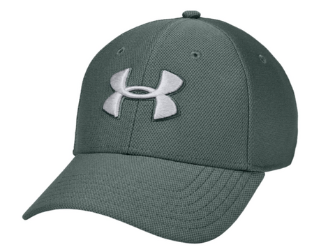 Under Armour Men's Blitzing 3.0 Cap Grey Green