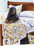 """Bed Sitter"" Gordon Setter 11oz Coffee Mug"