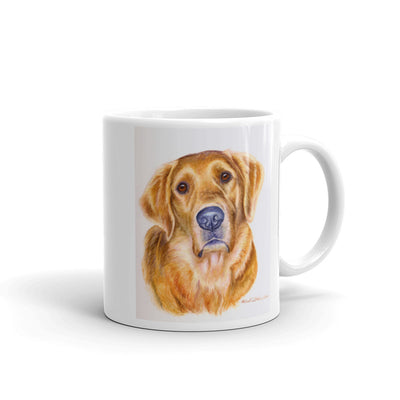 Terry's Golden Retrievers 11oz Coffee Mug