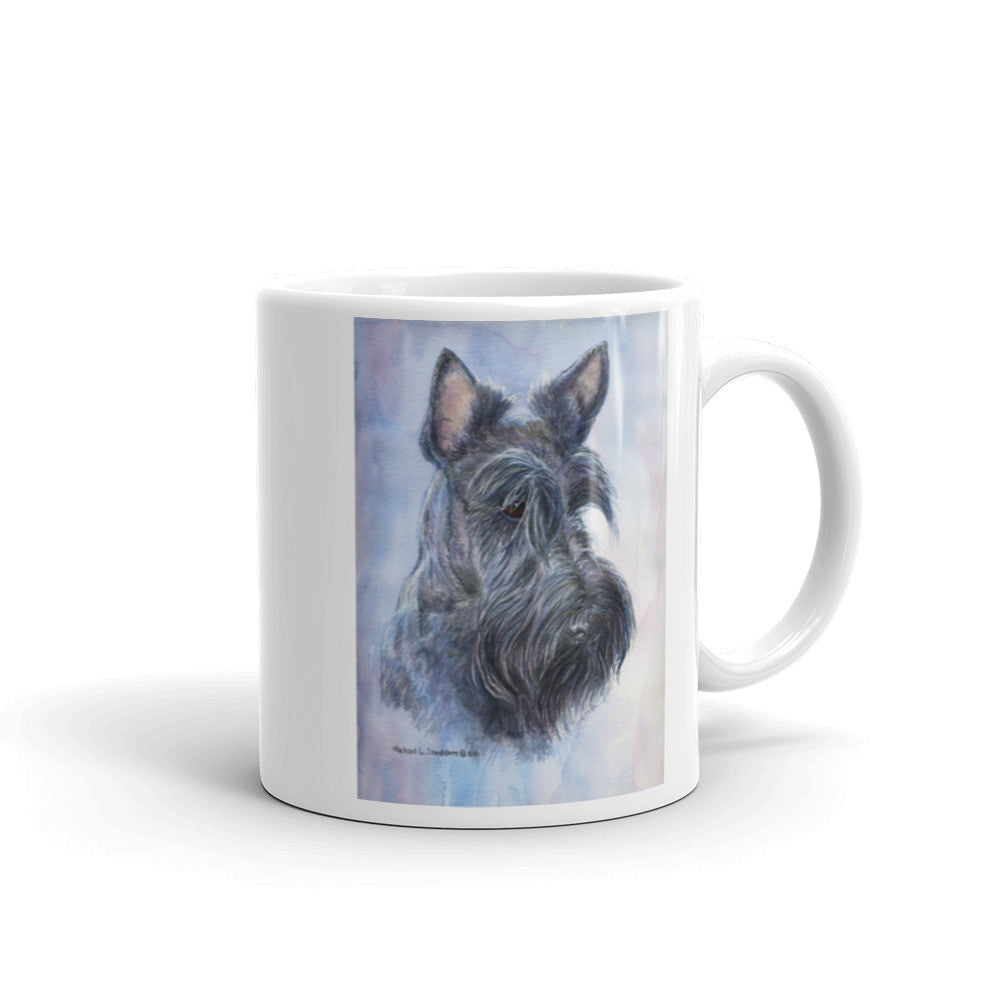 Scottish Terrier HSV, 11oz Coffee Mug