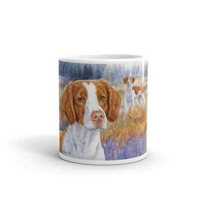 """Honor"" Brittany 11oz Coffee Mug"