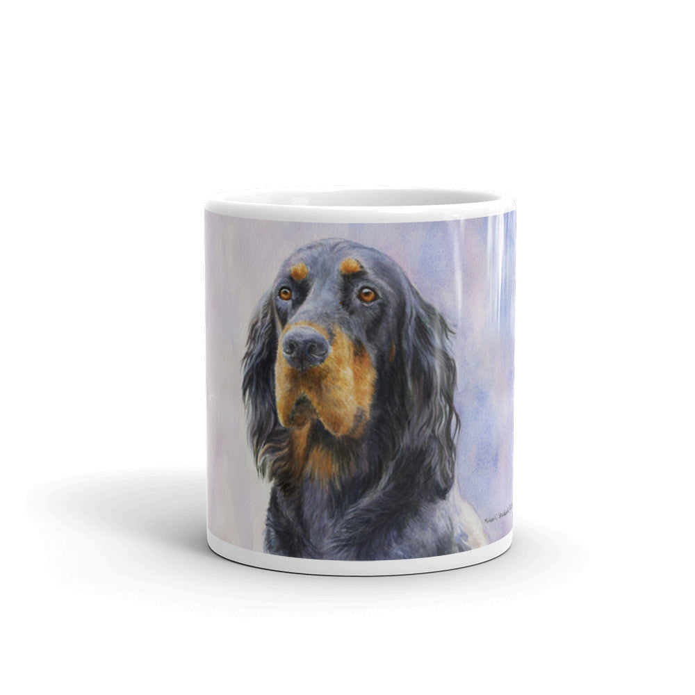 Gordon Setter HSIV, 11oz Coffee Mug