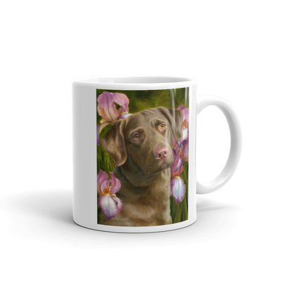 """Tributes"" Chesapeake Bay Retriever 11oz Coffee Mug"