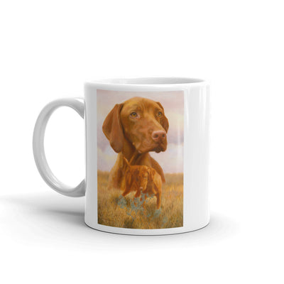 The Good Life,  Vizsla 11oz Mug