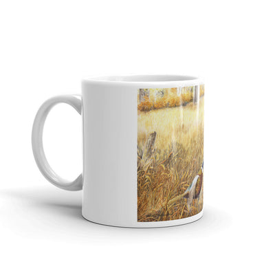 """GSP on Point"" German Shorthaired Pointer 11oz Coffee Mug"
