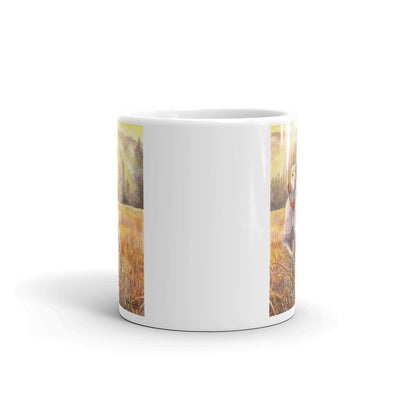 """Sunrise"" Pointer 11oz Coffee Mug"