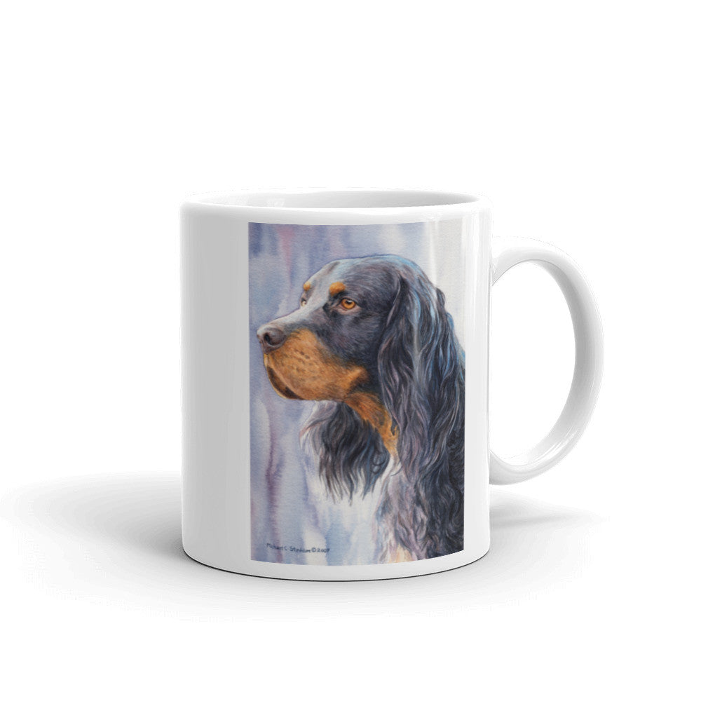 """Gordon HSII"" Gordon Setter 11oz Coffee Mug"