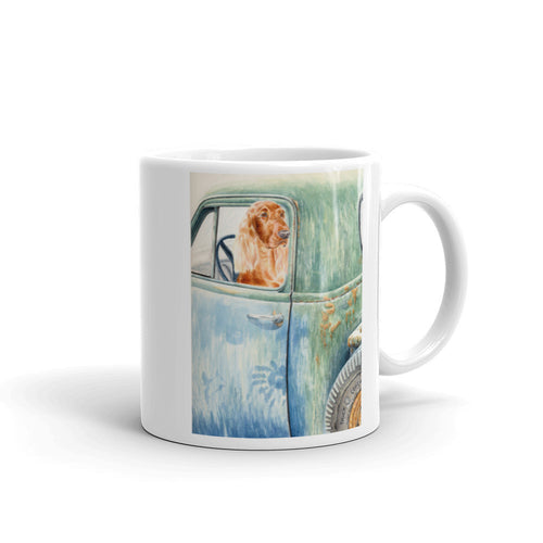 """Expectations"" Irish Setter 11oz Coffee Mug"