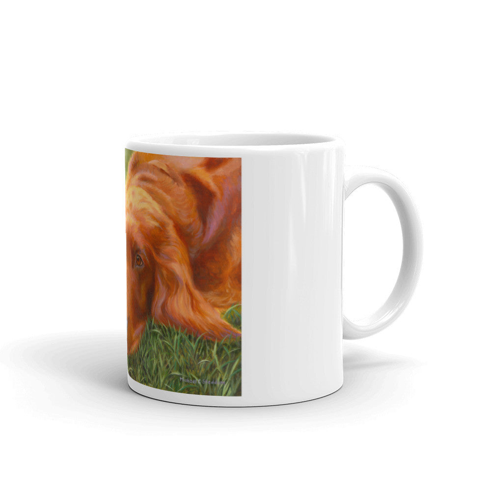 """My Turf"" Irish Setter 11oz Coffee Mug"