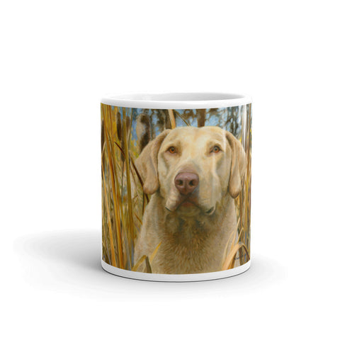 """The Moment Before"" Chesapeake Bay Retriever 11oz Coffee Mug"