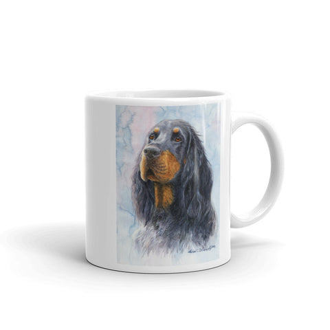 Gordon Setter HSV, 11oz Coffee Mug