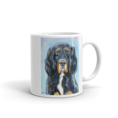 Karen Gordon Setter 11oz Coffee Mug
