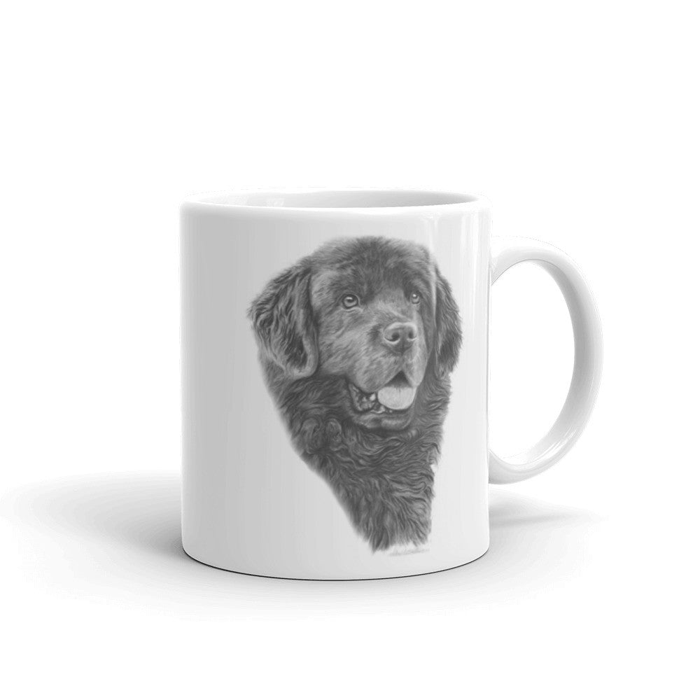 Newfoundland Pencil, 11oz Coffee Mug