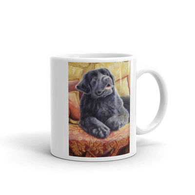 """Moms Home"" Newfoundland 11oz Coffee Mug"