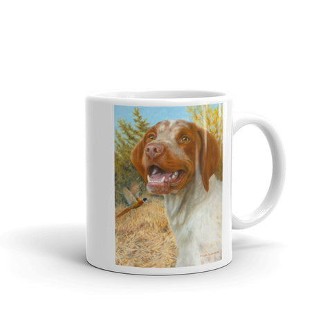 """A Day to Remember"" Brittany 11oz Coffee Mug"