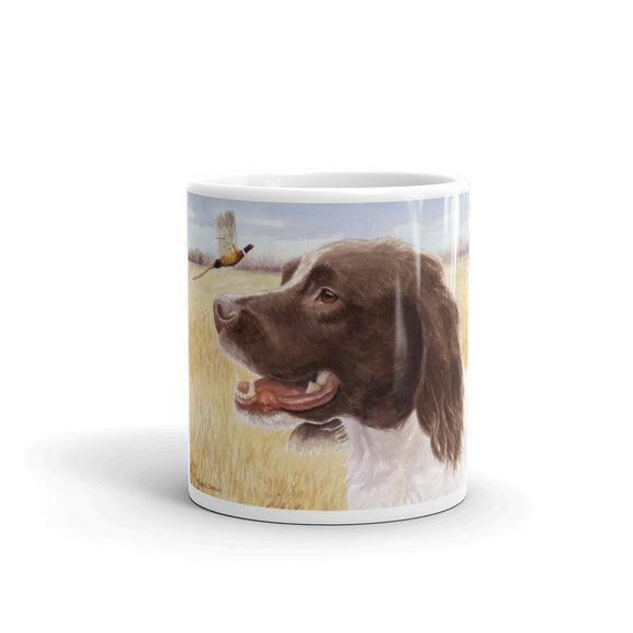 Brittany Head Study VII, 11oz Coffee Mug