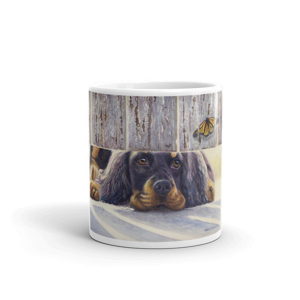 """Get It"" Gordon Setter 11oz Coffee Mug"