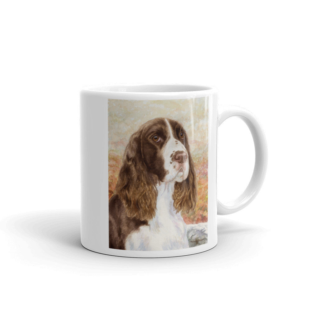 "Springer ""Bentley"" 11oz Coffee Mug"