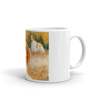 Brittany Brace, 11oz Coffee Mug
