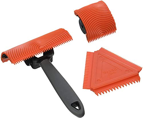 WoodGraining Tool Set 3Pc - Limited edition