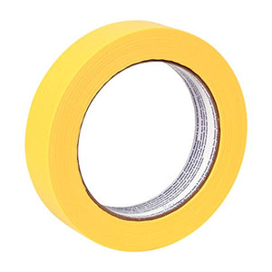 FROGTAPE Delicate Surface Painter's Tape with PaintBlock-.94 inch width, Yellow