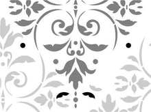 Load image into Gallery viewer, Pompeian Ornament Damask - Topper