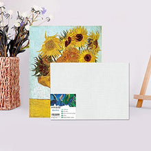 Load image into Gallery viewer, Canvas Boards for Painting Canvas Panels for Painting 8x10 (Pack of 5)