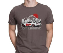 "Load image into Gallery viewer, Men's Short Sleeve Tee ""FD3S Mazda RX-7"""