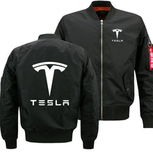 Load image into Gallery viewer, Men's Tesla Bomber Jacket