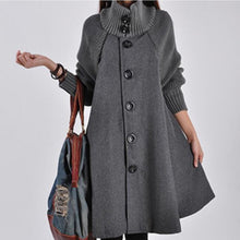 Load image into Gallery viewer, Women's Wool Coat
