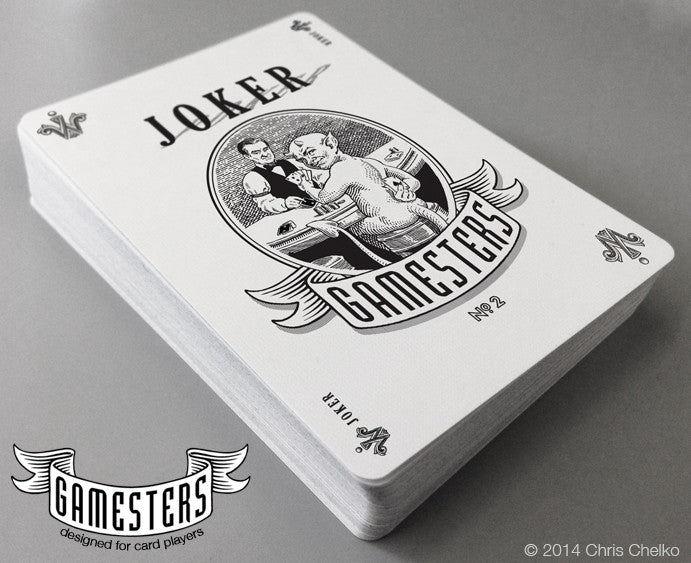 "The ""Gamesters"" Joker"