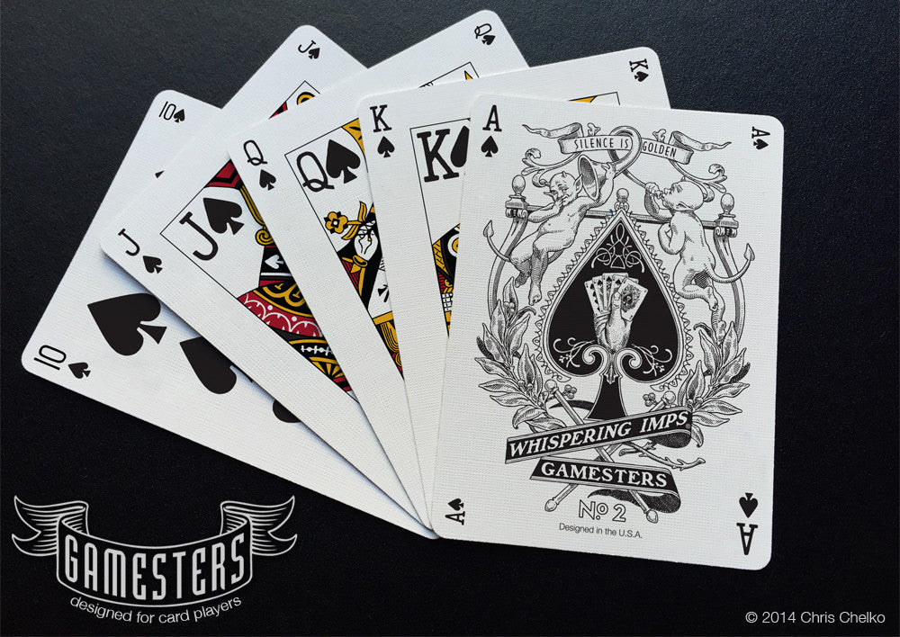 "A ""Gamesters"" Royal Flush"