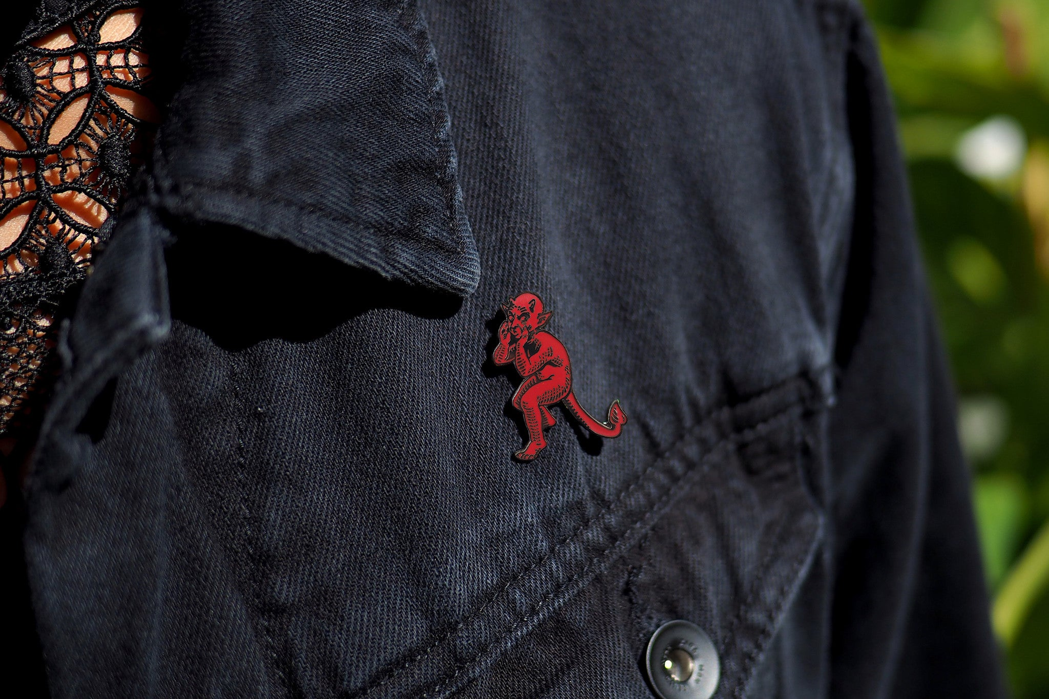 Whispering Imps® Lapel Pins