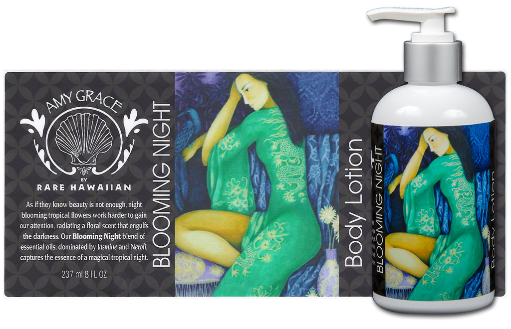 Blooming Night Body Lotion