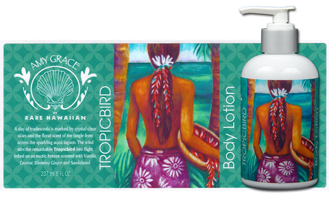 Tropic Bird Body Lotion