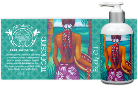 Tropic Bird Body Oil