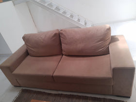 Sofa sued bege