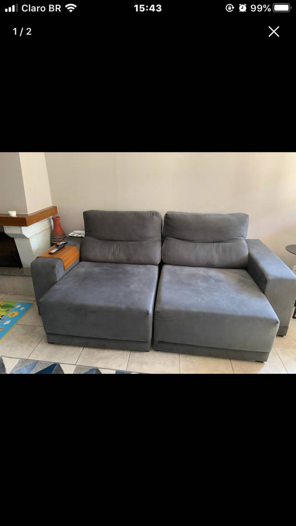 Sofa retrátil
