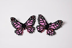 BUTTERFLY PENDIENTES