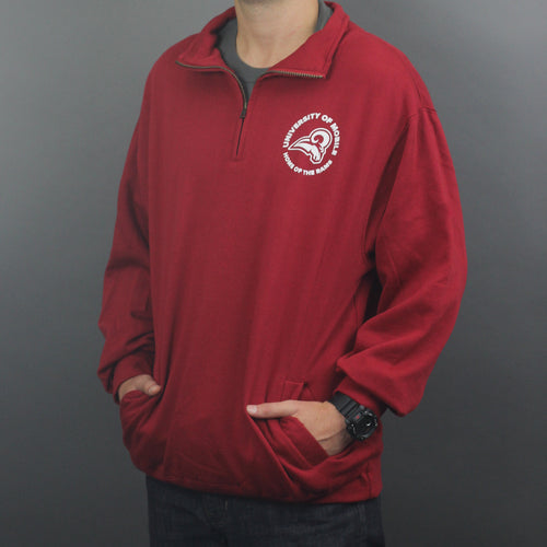 Fundamental Fleece 1/4 Zip