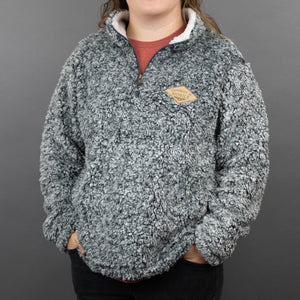 Ladies Sherpa 1/4 Zip