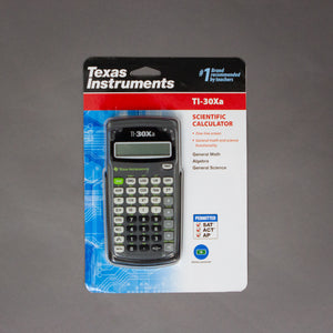 Texas Instrument Scientific Calculator. TI-30Xa
