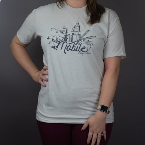 City of Mobile T-Shirt