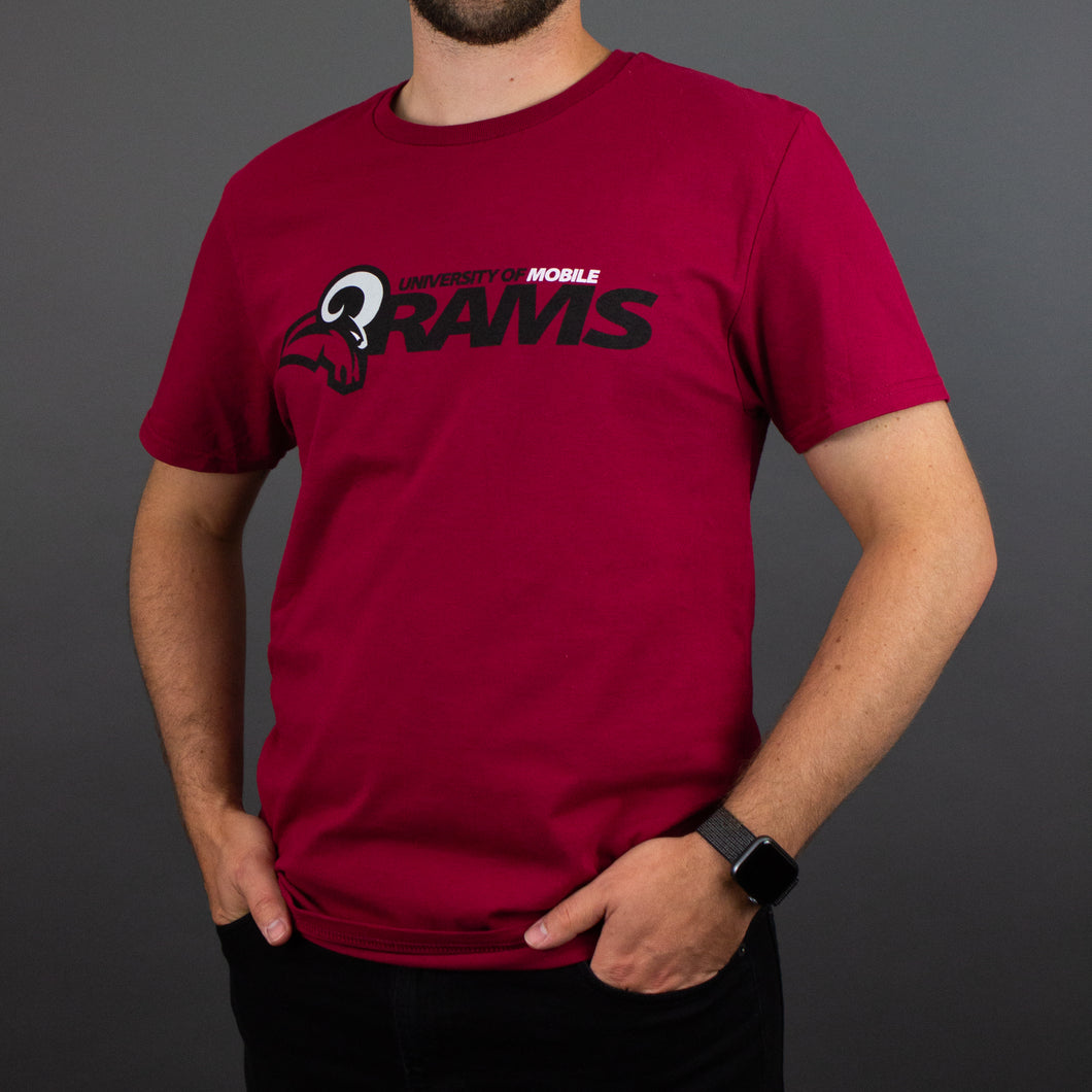 Red Rams T-shirt